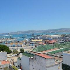 Отель Dar Yasmine Марокко, Танжер - отзывы, цены и фото номеров - забронировать отель Dar Yasmine онлайн пляж