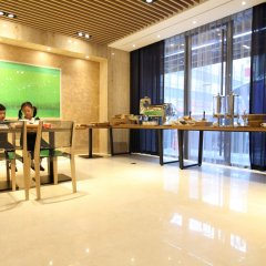 Отель ACUBE Сеул интерьер отеля