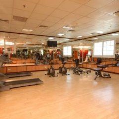 Отель Jormand Suites, Dubai фитнесс-зал