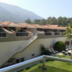 Han Deluxe Hotel балкон