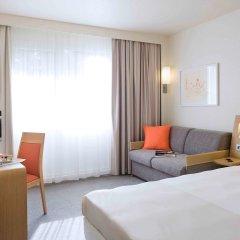 Отель Novotel Paris Les Halles Франция, Париж - 8 отзывов об отеле, цены и фото номеров - забронировать отель Novotel Paris Les Halles онлайн комната для гостей фото 3