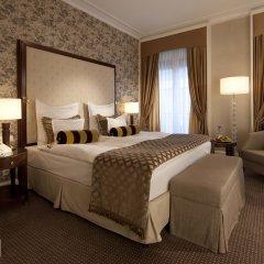 Отель Steigenberger Parkhotel Düsseldorf комната для гостей фото 5