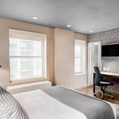 Отель The Gallivant Times Square США, Нью-Йорк - 1 отзыв об отеле, цены и фото номеров - забронировать отель The Gallivant Times Square онлайн комната для гостей фото 4