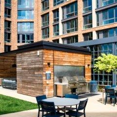 Отель Global Luxury Suites at The Wharf США, Вашингтон - отзывы, цены и фото номеров - забронировать отель Global Luxury Suites at The Wharf онлайн питание фото 2