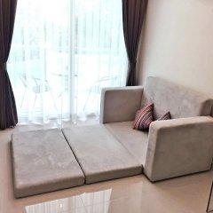 Отель Amazon Condo & Water Park Pattaya Паттайя комната для гостей
