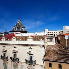 Отель in the old town with terrace Испания, Валенсия - отзывы, цены и фото номеров - забронировать отель in the old town with terrace онлайн балкон
