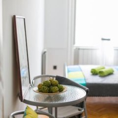 Friends Hostel and Apartments Budapest Будапешт балкон