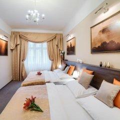 Отель Residence Milada Чехия, Прага - отзывы, цены и фото номеров - забронировать отель Residence Milada онлайн комната для гостей фото 16