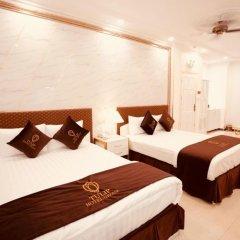 Отель Tulip City View Далат комната для гостей