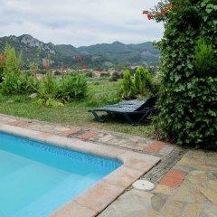 Отель Bisabuela Martina Испания, Льендо - отзывы, цены и фото номеров - забронировать отель Bisabuela Martina онлайн бассейн
