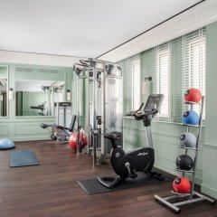Отель Six Senses Maxwell фитнесс-зал