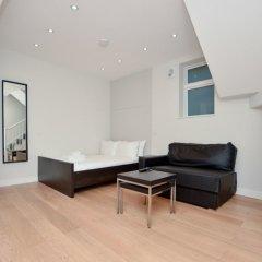 Апартаменты Chadwell Street Serviced Apartments Лондон комната для гостей фото 3