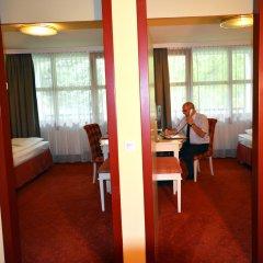 Отель Parkhotel Brunauer Австрия, Зальцбург - отзывы, цены и фото номеров - забронировать отель Parkhotel Brunauer онлайн комната для гостей фото 2