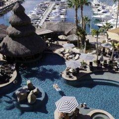 Отель Best Marina&pool View Luxe JR Suite IN Cabo Золотая зона Марина фитнесс-зал