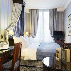 Le Dokhan's, a Tribute Portfolio Hotel, Paris комната для гостей фото 7
