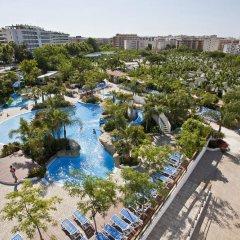 Отель La Siesta Salou Resort & Camping пляж