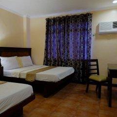 Отель Palazzo Pensionne Филиппины, Себу - отзывы, цены и фото номеров - забронировать отель Palazzo Pensionne онлайн комната для гостей фото 5