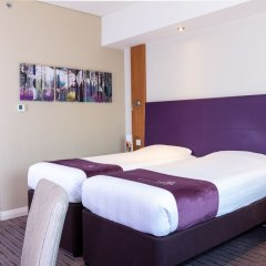 Отель Premier Inn Dubai International Airport комната для гостей фото 5