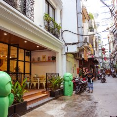 Отель Lief Mojo Saigon фото 3