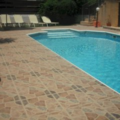 Отель Marinea Beach Villas бассейн фото 2