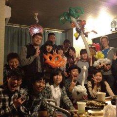 International Hostel Khaosan Fukuoka Хаката развлечения