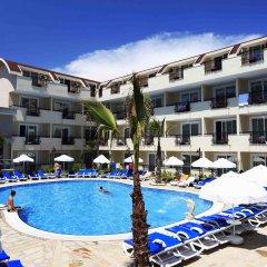 Sun City Apartments & Hotel Турция, Сиде - отзывы, цены и фото номеров - забронировать отель Sun City Apartments & Hotel онлайн бассейн фото 2