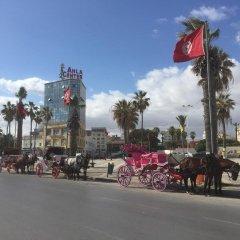 Отель Moevenpick Resort & Spa Sousse Сусс