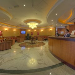 Fortune Grand Hotel Apartments интерьер отеля