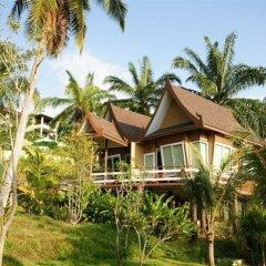 Отель Palm Paradise Resort балкон