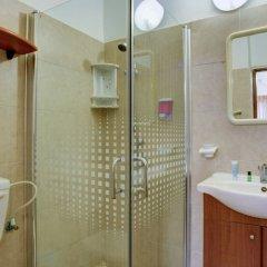 Отель Liber Seashore Suites Тель-Авив ванная фото 2