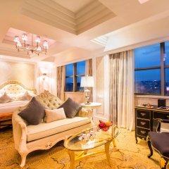 Отель Hangzhou Hua Chen International комната для гостей