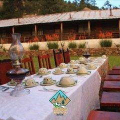 Отель Cusarare River Sierra Lodge