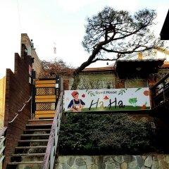 HaHa Guesthouse - Hostel Сеул помещение для мероприятий