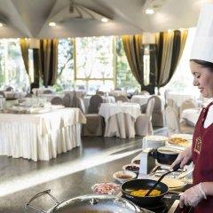 Hotel Ambasciatori Римини питание