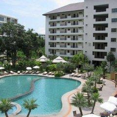 Апартаменты Wongamat Privacy By Good Luck Apartments Паттайя бассейн фото 2