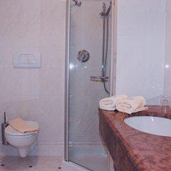 Hotel Tannerhof Сцена ванная