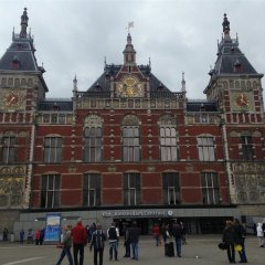 Отель Van Gogh Нидерланды, Амстердам - отзывы, цены и фото номеров - забронировать отель Van Gogh онлайн городской автобус