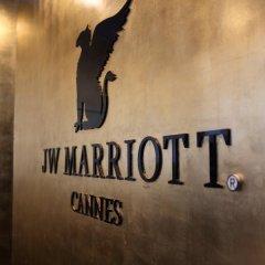 Отель JW Marriott Cannes Франция, Канны - 2 отзыва об отеле, цены и фото номеров - забронировать отель JW Marriott Cannes онлайн фитнесс-зал фото 3