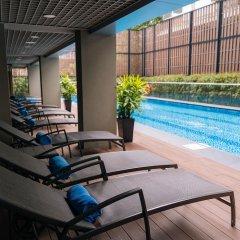 Отель SILA Urban Living бассейн фото 3