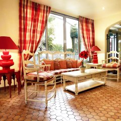 Отель Campanile Cannes Ouest - Mandelieu Канны интерьер отеля