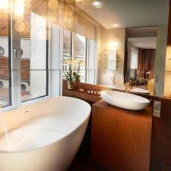 Отель BEYOND by Geisel Германия, Мюнхен - отзывы, цены и фото номеров - забронировать отель BEYOND by Geisel онлайн ванная