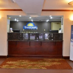 Отель Days Inn Newark Delaware интерьер отеля фото 2