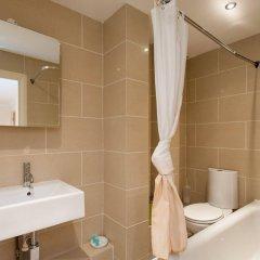 Отель London Serviced Apartments Великобритания, Лондон - отзывы, цены и фото номеров - забронировать отель London Serviced Apartments онлайн ванная фото 2