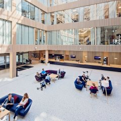 Отель LHL Sykehuset Hotell детские мероприятия
