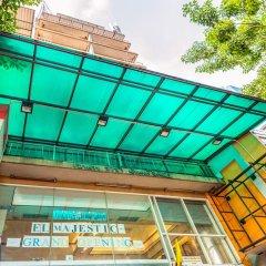 El Majestic Bangkok Hotel Sukhumvit 33 Бангкок бассейн