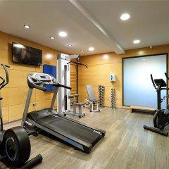 Отель Abba Centrum Alicante фитнесс-зал фото 2