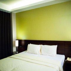 Отель Baansilom Soi 3 Таиланд, Бангкок - 1 отзыв об отеле, цены и фото номеров - забронировать отель Baansilom Soi 3 онлайн комната для гостей фото 4