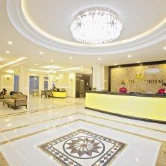 Отель Hoian Sincerity Hotel & Spa Вьетнам, Хойан - отзывы, цены и фото номеров - забронировать отель Hoian Sincerity Hotel & Spa онлайн интерьер отеля фото 3