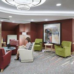 Отель Club Quarters World Trade Center США, Нью-Йорк - отзывы, цены и фото номеров - забронировать отель Club Quarters World Trade Center онлайн интерьер отеля