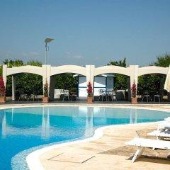 Charme Hotel Villa Principe di Fitalia Сиракуза бассейн фото 2